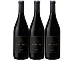 Vintage Wine Estates Sonoma Harvest - Syrah 3-Bottle Wine Set