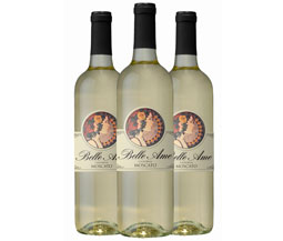 Vintage Wine Estates Vineyard Favorites Choice of 3-Bottle Wine Set - Belle Ame Moscato