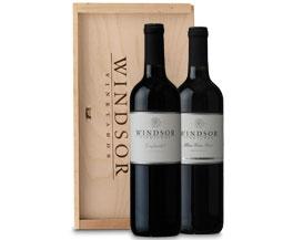Windsor Red Lovers Duet 2-Bottle Gift Set