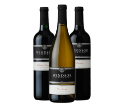 Windsor Connoisseur Trio 3-Bottle Gift Set