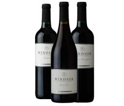 Windsor Sonoma Soiree 3-Bottle Gift Set
