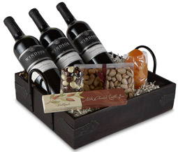 Windsor Executive Appreciation 3-Bottle Gift Set