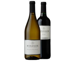 Windsor Winemaker's Choice Mixed 2-Bottle Gift Set