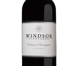 2016 Windsor Cabernet Sauvignon, California, 750ml