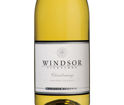 2015 Windsor Redfin 4 Chardonnay, Sonoma County, Private Reserve, 750ml