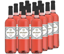 OLeary 2017 California Rose 12-pack