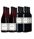 Kevin O'Leary Reserve 12-bottle All Red