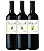 Bertinelli Estates Wine Set 3-Bottle Cabernet Sauvignon