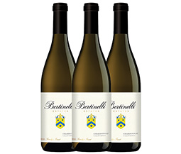 Bertinelli Estates Wine Set 3-Bottle Chardonnay