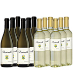 M55737-848 Bertinelli Estates 12-bottle All White