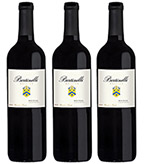 M55731-851 Bertinelli Estates 3-bottle Red Wine Blend