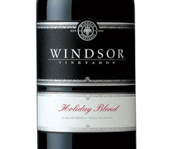 2014 Windsor Holiday Blend, Napa Valley, Platinum Series, 750ml