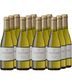 2016 Windsor Chardonnay, California, 375ml - Set of 12