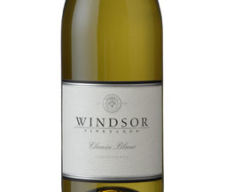 2015 Windsor Chenin Blanc, California, 750ml