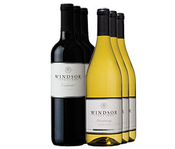 Windsor Connoisseur 6-Bottle Assortment