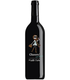 2012 Middle Sister Etched Cabernet Sauvignon, California, 750ml