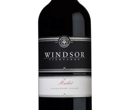 2015 Windsor Redfin 2 Merlot, Alexander Valley, Platinum Series, 750ml