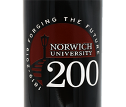 2013 Norwich University Cabernet Sauvignon, North Coast, Private Reserve, 1.5L (Etched)