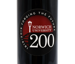 2016 Norwich University Cabernet Sauvignon, California, 750ml