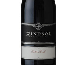 2014 Windsor Petite Sirah, Napa Valley, Platinum Series, 750ml