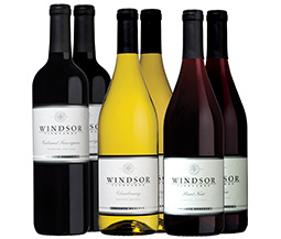 Windsor Reserve Series 6-Bottle Collection