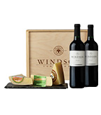 Windsor Dinner Party Wine & Cheese Set