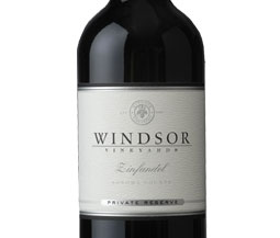 2015 Windsor Zinfandel, Sonoma County, Private Reserve, 750ml