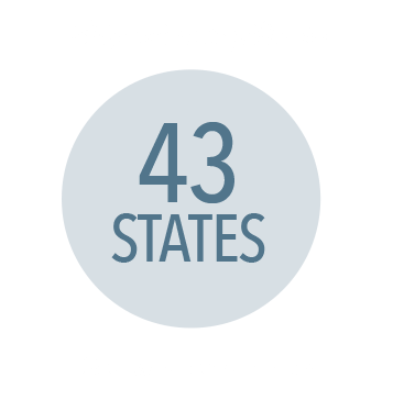 Ship wine & gifts to 43 states - See where we ship