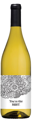 You're the Best Chardonnay - $14